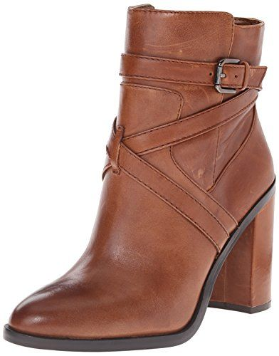 Vince Camuto Women's Gravell Boot #shoes http://www.theshoespack.com/vince-camuto-womens-gravell-boot/  Vince Camuto Women's Gravell Boot Easily paired with dresses and jeans, these Gravell booties can be worn to work or out at night. . 3. 5 in. heel. Interior side full zip closure. Almond toe. Upper: leather. Lining: synthetic. Outsole rubber. Midsole: synthetic. Imported.