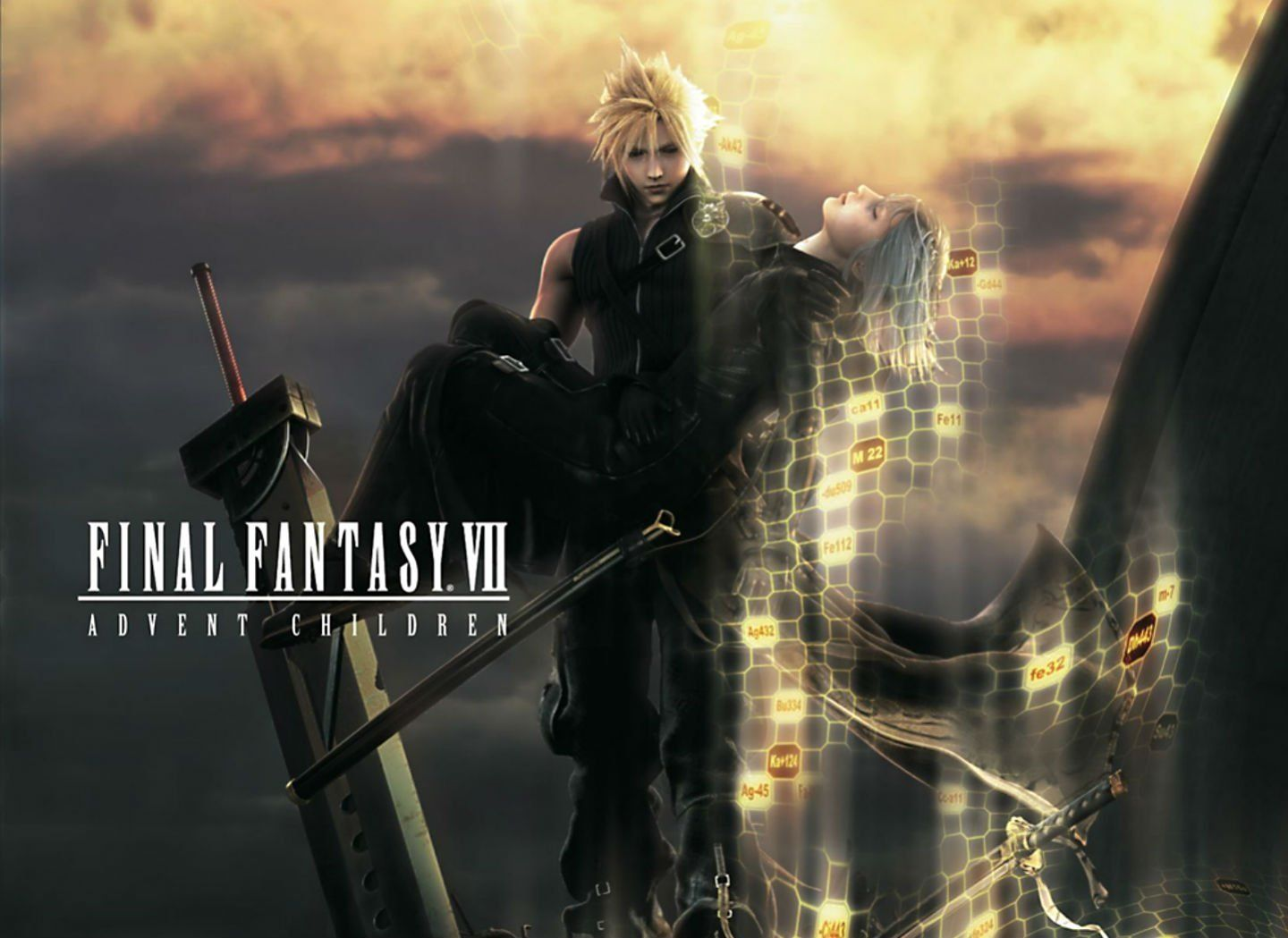 final fantasy advent children wallpaper | hd wallpapers | pinterest