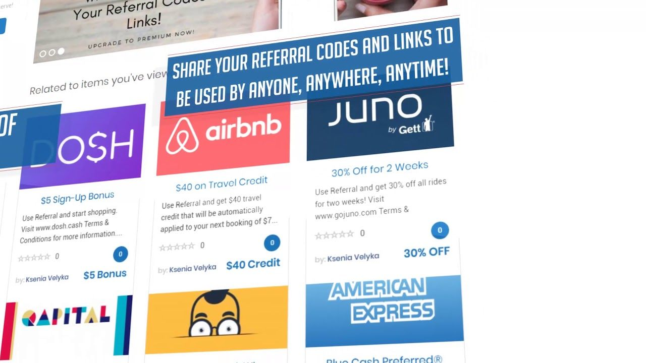 IUNGO Referral Programs Check out our new website! www