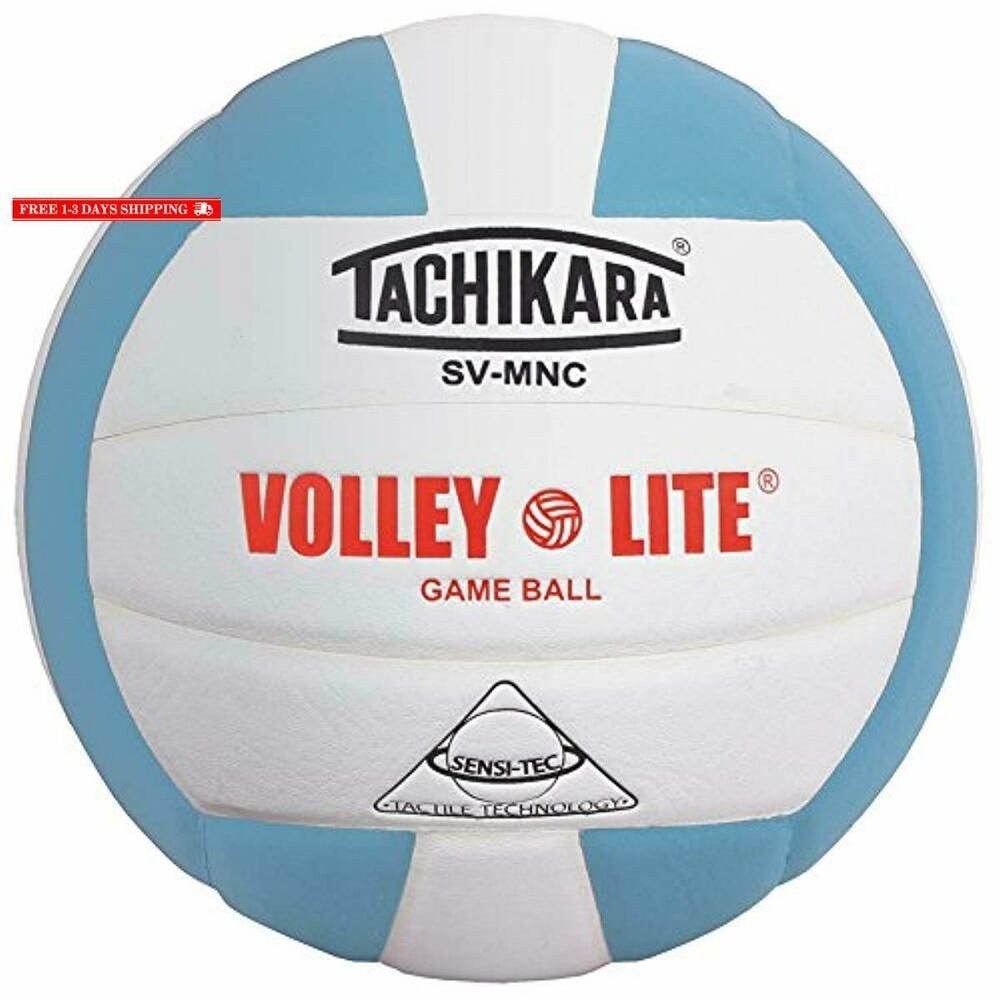 Advertisement Ebay Tachikara Volley Lite Training Volleyball Volley Fun Sports Indoor Volleyball
