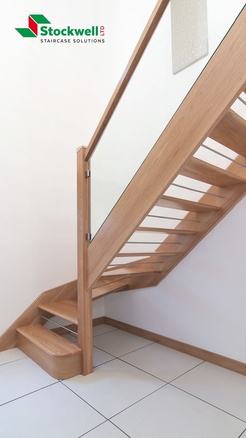 Pin by محمد on House design Timber staircase, Stairs