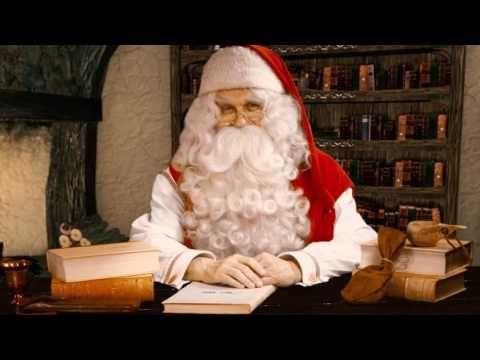 Message Video Du Pere Noel Message vidéo du Père Noël pour les enfants | Video du pere noel