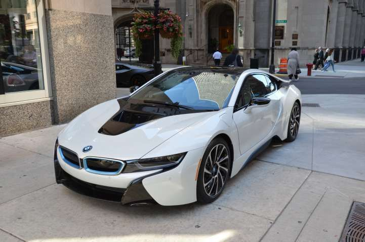 Best Of Bmw I8 White And Gold Best Photos For World Bmw I8 Bmw