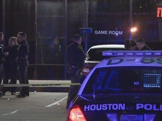 Private Officer Breaking News Houston Security Officer Shot