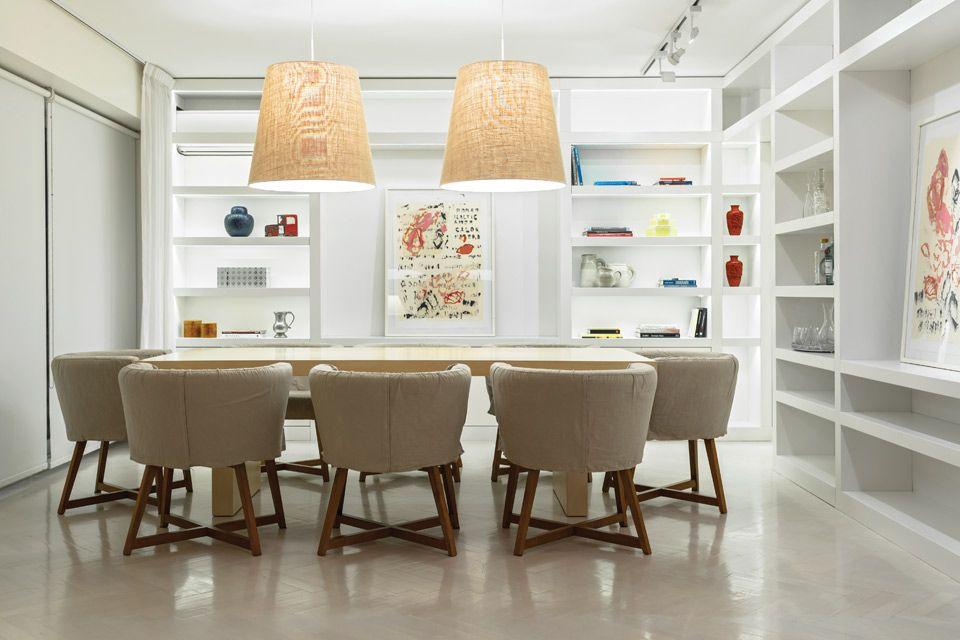 Un plan de luz para el living-comedor | Living comedor, Iluminación ...