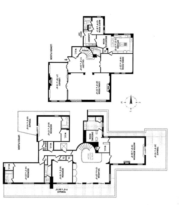 Idlewilde Apartments: 1185 Park Ave Kitty Carlisle Hart And Moss Hart Apt