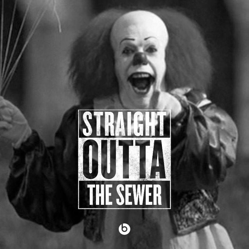 Pennywise Hintergrund: Pennywise Never Disappoints!