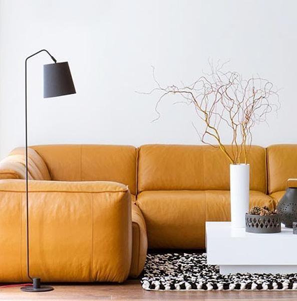 Ledercouch Design modelle aus leder home and at home