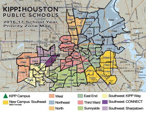 All Zip Codes in Houston TX | Houston Zip Code Map | Houston zip ...