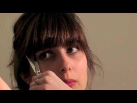 Comment couper soimême sa frange. YouTube Hair