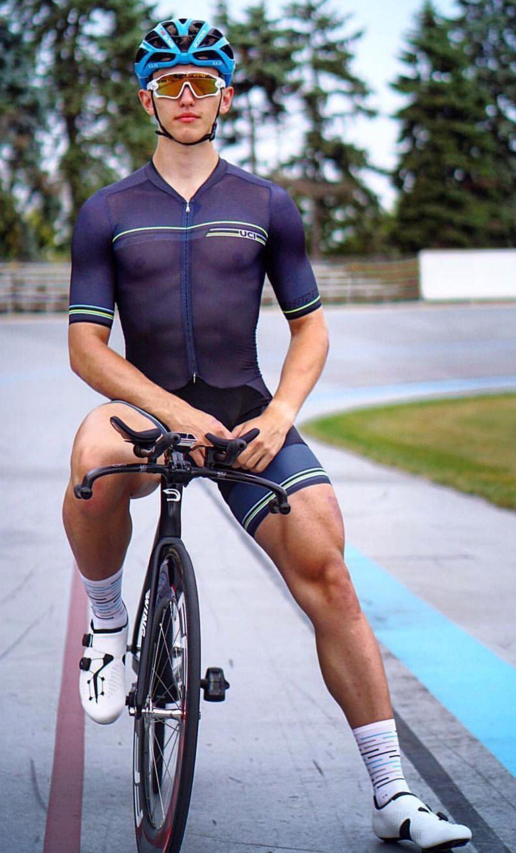 Hot Cycling Guys