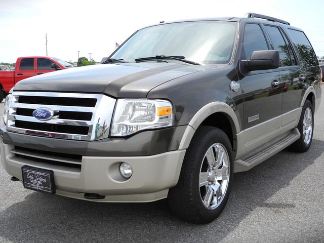 2009 Ford Expedition King Ranch Ford Expedition King Ranch Ford