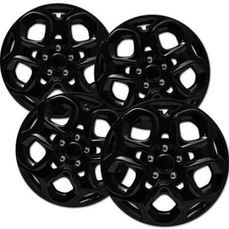 2010 Ford Fusion Hubcaps Black