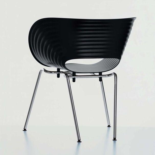 Vitra Tom Vac Chair Mit Bildern Stuhle Esszimmerstuhle Stuhl Design