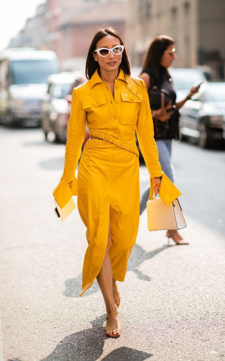 Senf-Gelb ist die Trendfarbe 2018! Entdecken Sie dieses ...