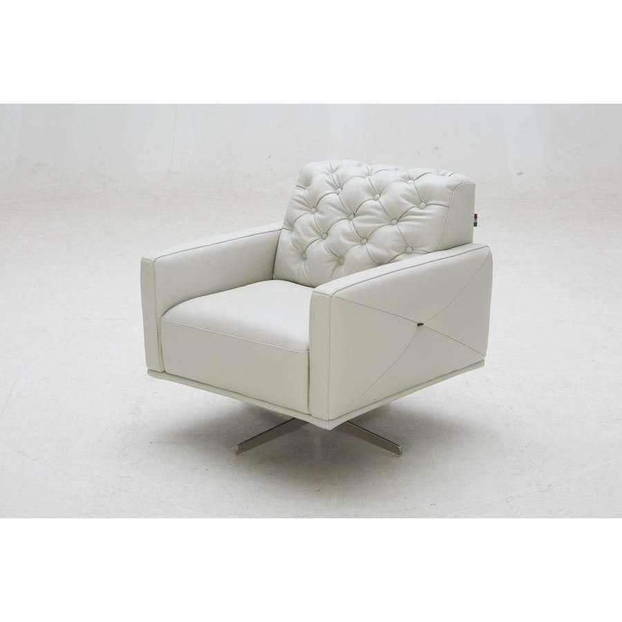 Strange Othello Italian Leather Swivel Chair In Light Grey By Jm Beatyapartments Chair Design Images Beatyapartmentscom