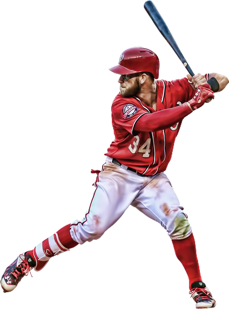 Harper Png Topaz By Beastieblake Deviantart Com On Deviantart Famous Baseball Players Baseball Players Mlb Players