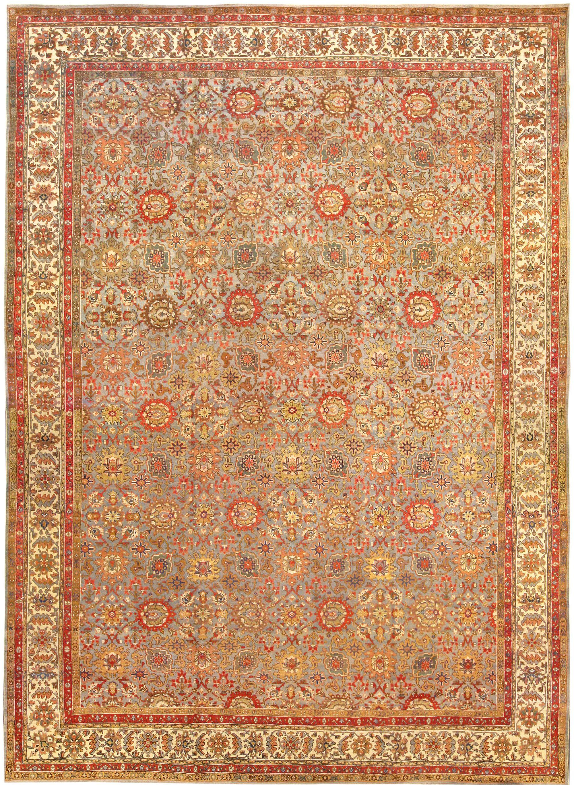 Antique Persian Tabriz Carpet Bb7208 By Dlb Tabriz Rug Antique Persian Rug Persian Tabriz Rug