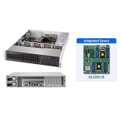 Supermicro - SYS-2029P-C1R - Supermicro SuperServer 2029P