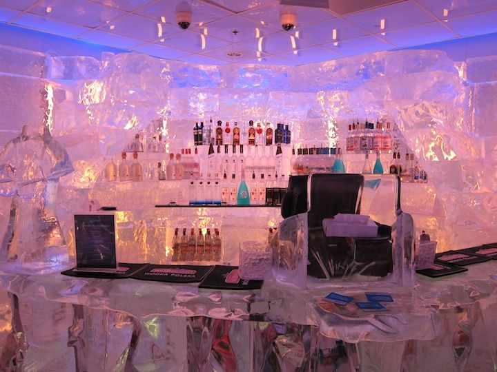 Minus 5 Ice Bar   A Cool Las Vegas Experience   Drink Spirits