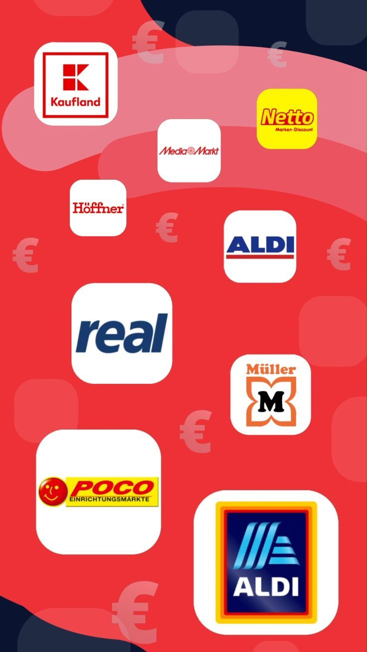 app offers Lidl, Poco, Media Markt and many more