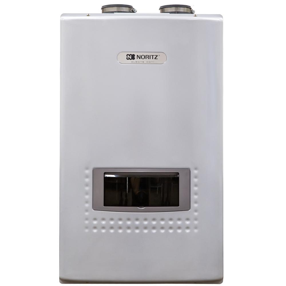 Noritz 11 1 Gpm Built In Recirc Pump Liquid Propane Gas Type Indoor Outdoor Tankless Water Heater 12 Year Warranty Nrcp1112 Dv Lp Tankless Hot Water Heater Heat Exchanger