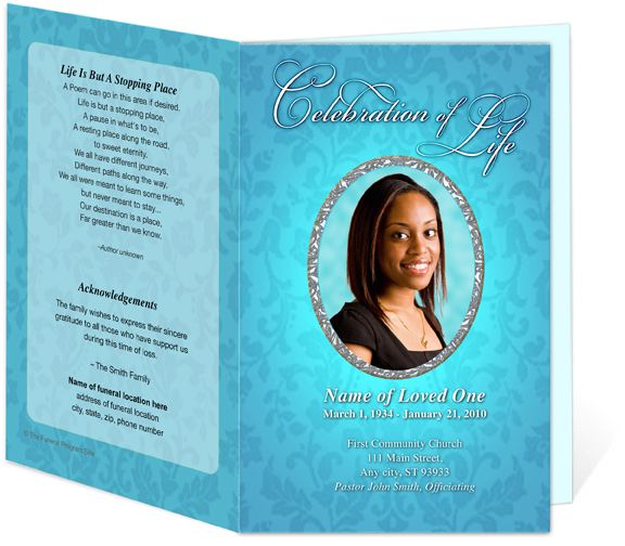 Funeral Pamphlets Template similar to Whitney Houstonu0027s design - free funeral pamphlet template