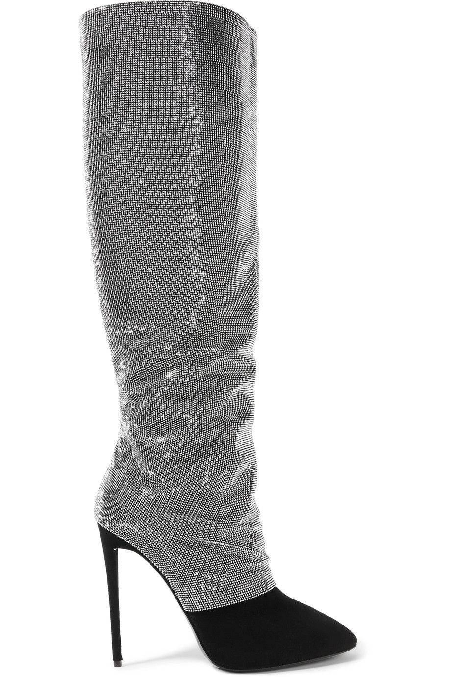 Giuseppe Zanotti Embellished Over-The-Knee Boots clearance from china from china cheap price best sale for sale clearance cheap real pay with visa cheap price k8NJNDBi7T