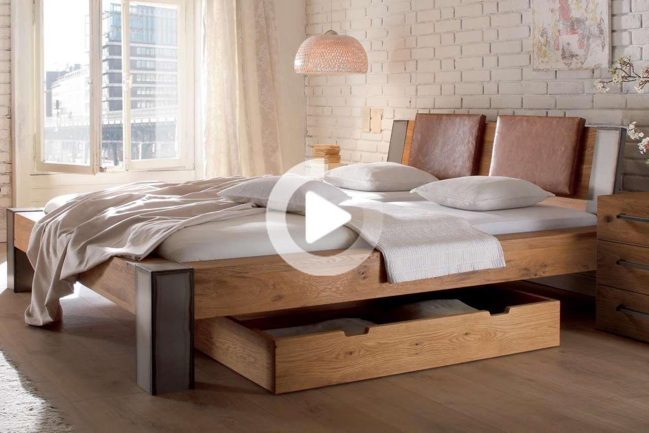 Hasena Bett Oak Wild Bormio 18 Cobo Sion Capa Sano 140x200 Cm Furniture Home Decor Bed