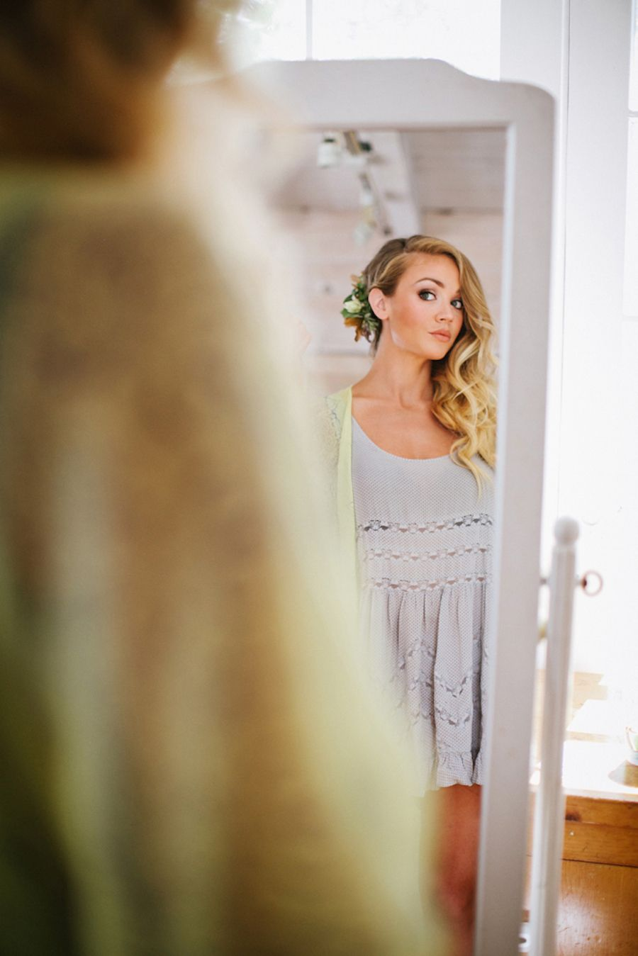 Photography: Frances Iacuzzi Photography - francesiacuzzi.com/   Read More on SMP: http://www.stylemepretty.com/california-weddings/2015/10/01/romantic-magical-rancho-del-cielo-wedding/