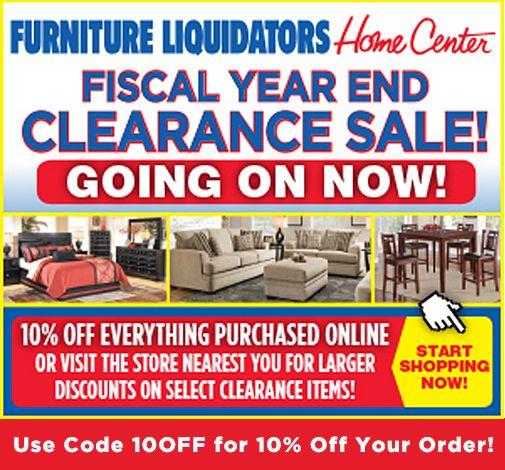 Furniture Liquidators Ecircular Promotions And Sales Pinterest