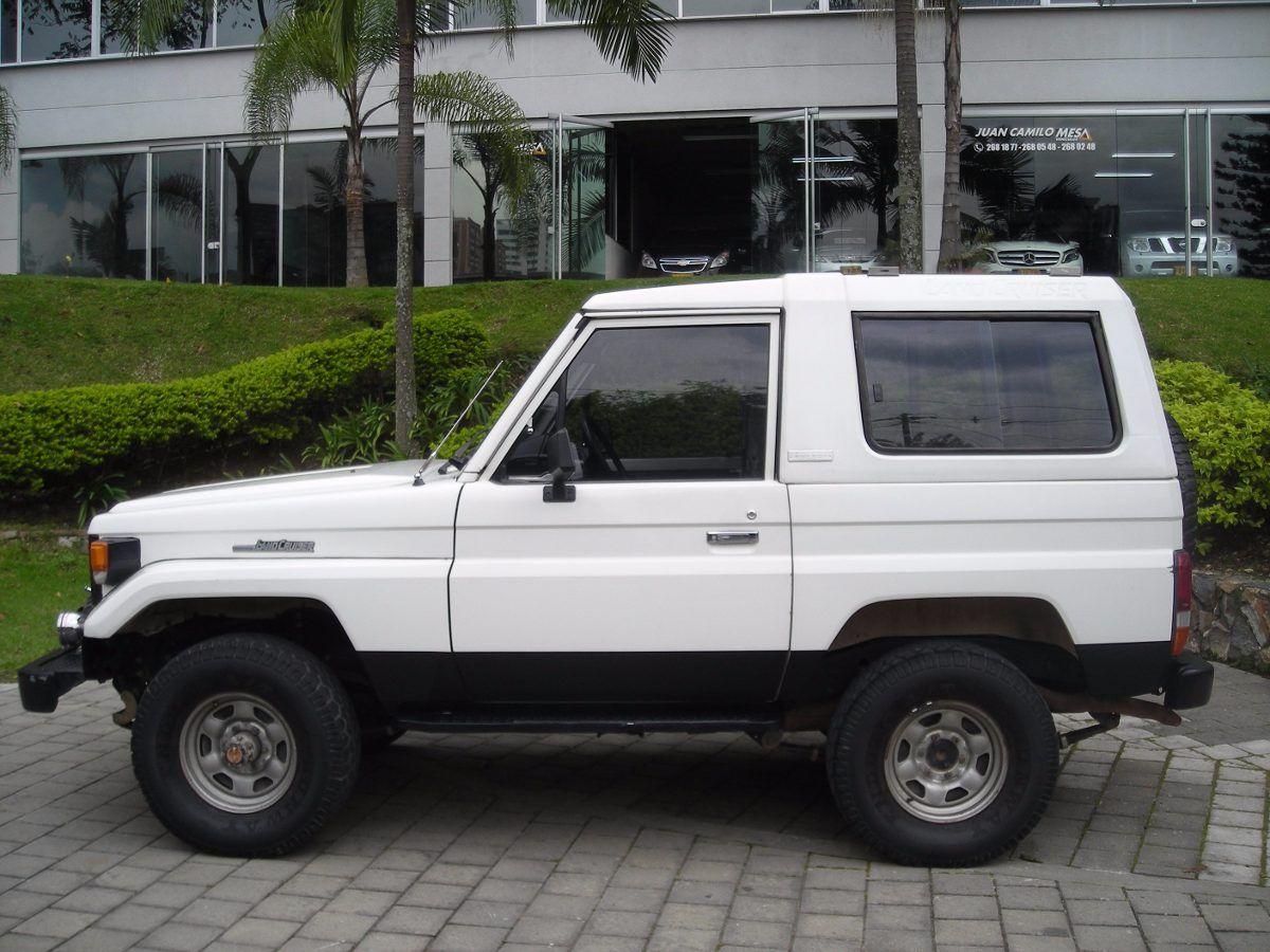 Toyota Land Cruiser 4.0 Corto 1986 Japonesa Full - Año 1986 - 270000 km - TuCarro.com Colombia