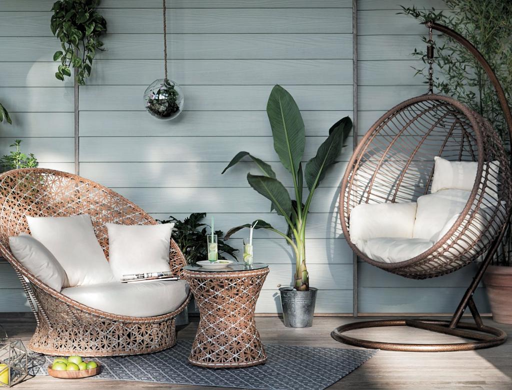 Epingle Par Lydia Stern Sur Terrasse Ideer En 2020 Salon De Jardin Design Mobilier De Jardin Design Jeux De Lumiere Exterieures