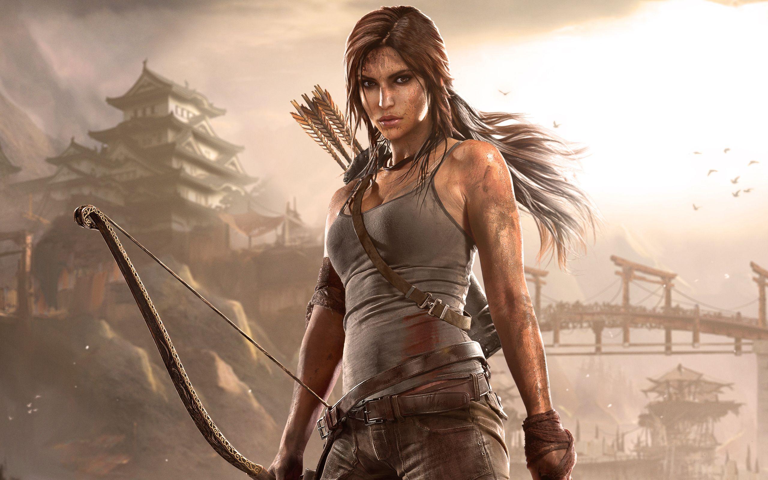 Alicia Vikander S Lara Croft Looks Just Like The New Tomb