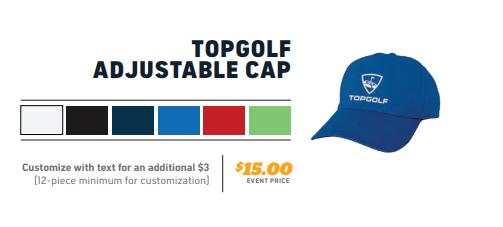 Topgolf Hat Baseball Hats Hats Trucker Hat