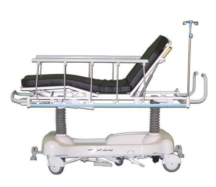 Our first multipurpose stretcher Our fourth generation