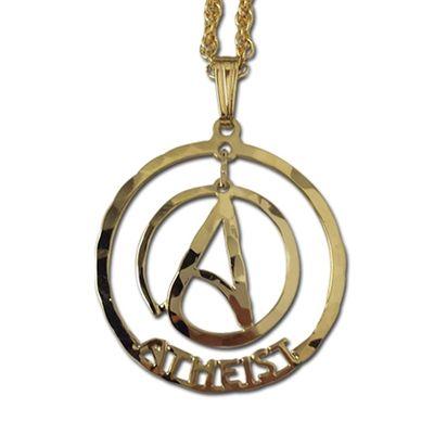 Circle atheist two part pendant circle atheist two part necklace circle atheist two part pendant circle atheist two part necklace circle atheist necklace atheist jewelry aloadofball Choice Image