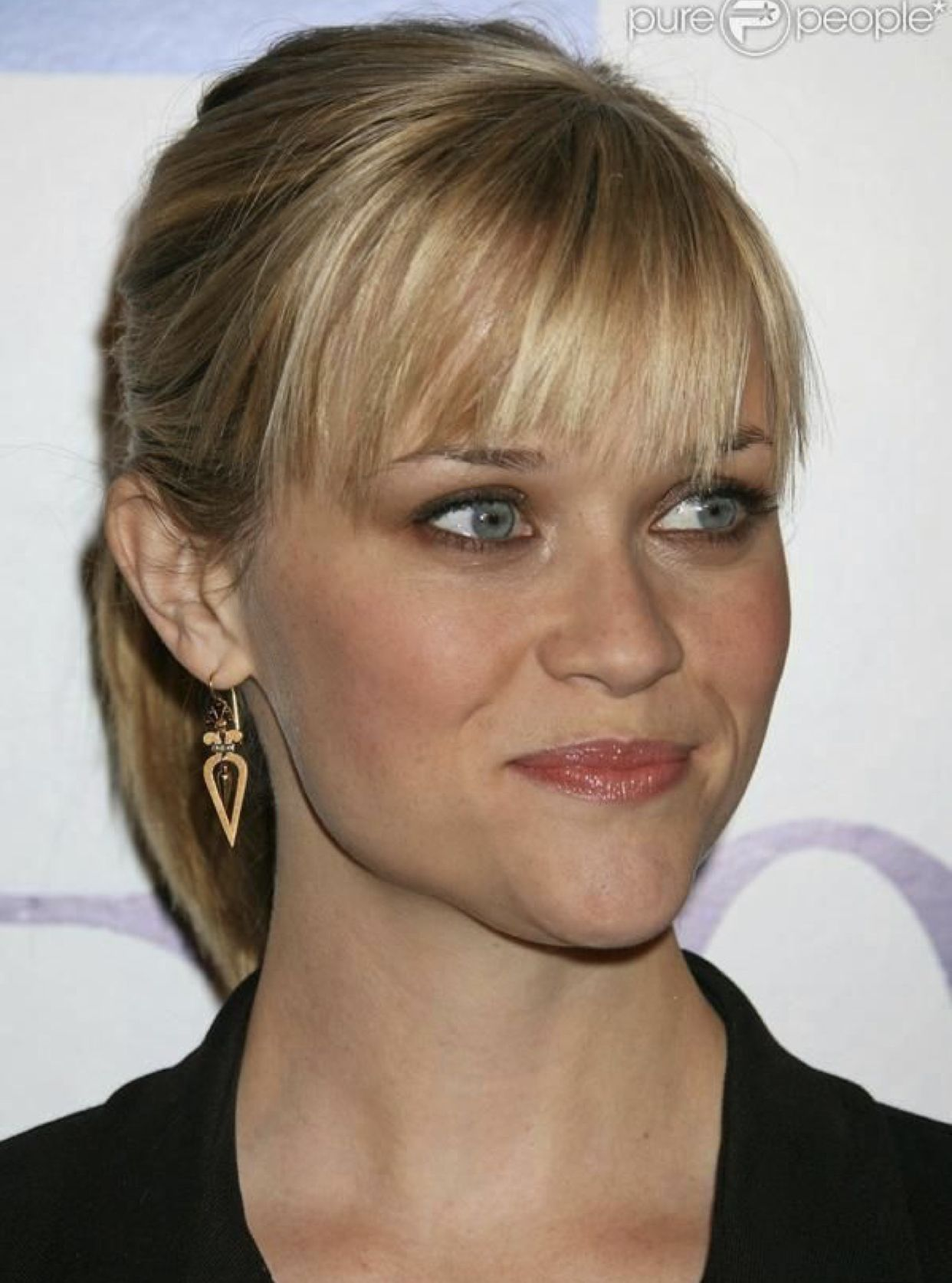 Pin By Joanna Maier On Hair Makeup Blonde Hair With Fringe Reese Witherspoon Hair Reece Witherspoon Hair