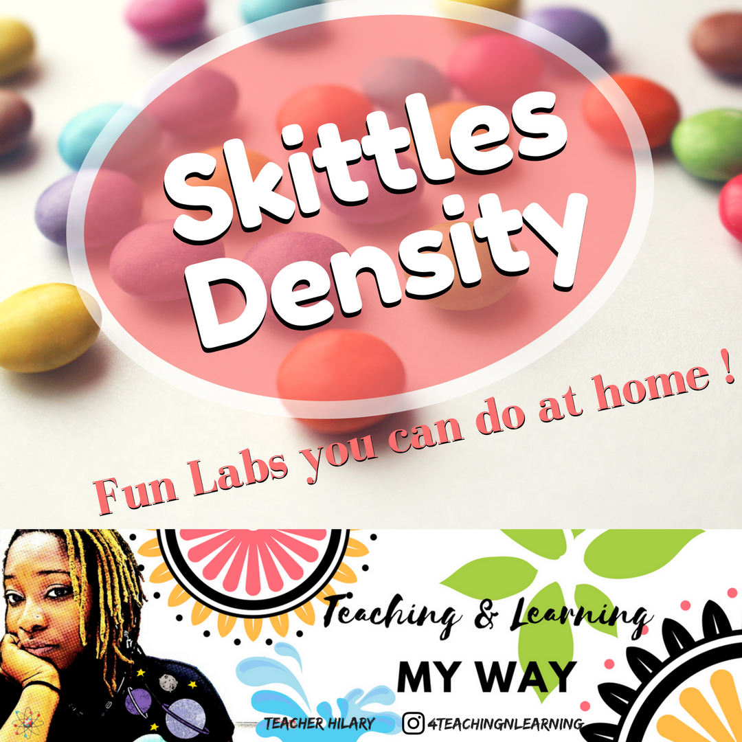 What A Great Way To Learn About Density Try Out This