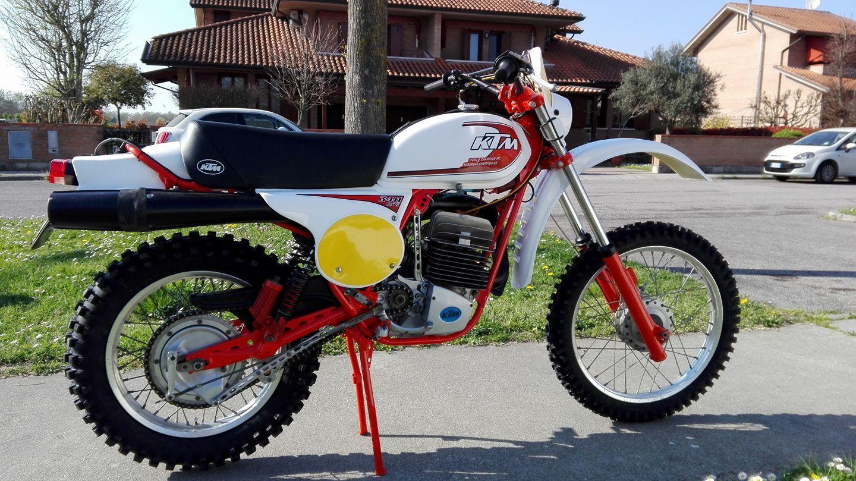Ktm 340 Gs6 1978 Ktm Ktm Enduro Vintage Bikes