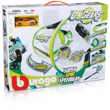 GoGears Super Spin Speedway, Assorted