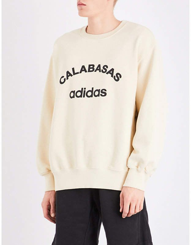 Season 5 Calabasas adidas cotton jersey sweatshirt | Men's
