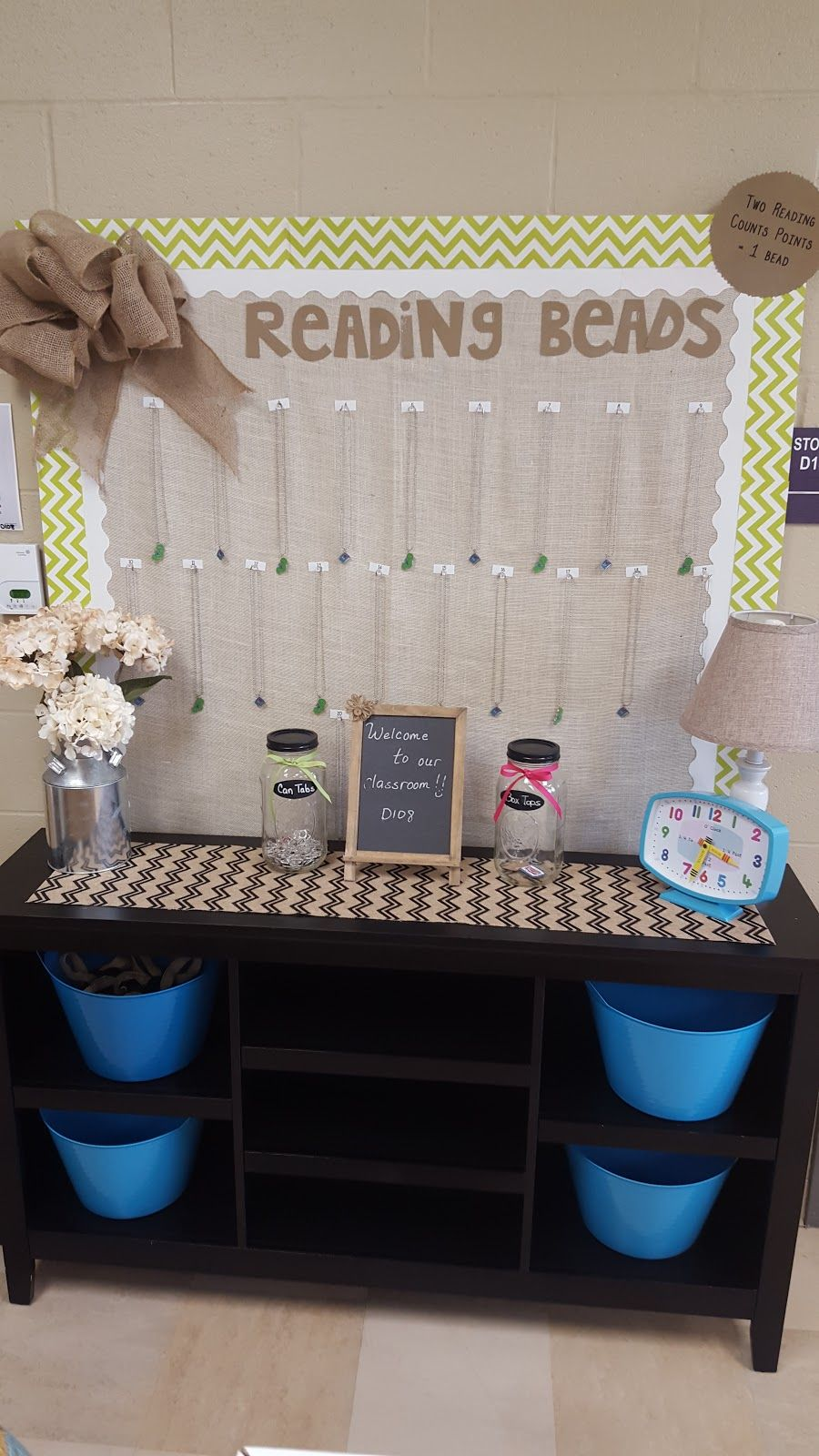 Room to Bloom in 3rd Grade: classroom decor | Bulletin ...
