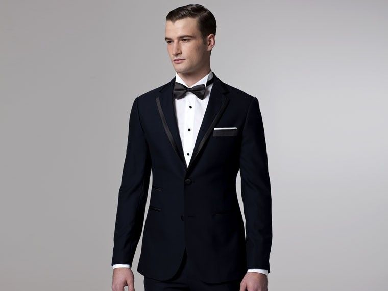 Fine Wedding Tuxedos Black And Black Photo - Wedding Ideas ...