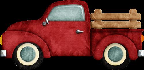 Arana Albom Scrap Kits Scrap Kits Sk Happy Camper Na Yandeks Fotkah Christmas Red Truck Truck Crafts Red Truck
