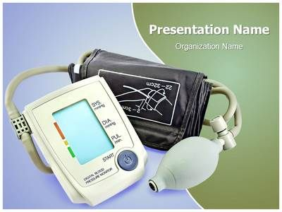 Blood pressure monitor powerpoint presentation template is one of blood pressure monitor powerpoint presentation template is one of the best medical powerpoint templates by editabletemplates toneelgroepblik Gallery