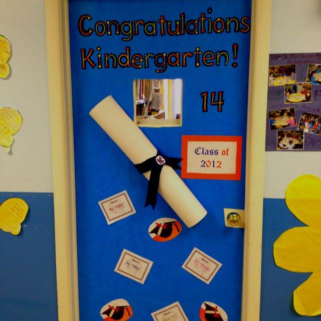 Graduation Door   Bulletin Boards/Doors   Pinterest ...