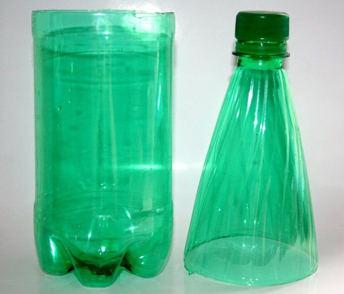 Cestosycestas 2 quitar filo botellas plastico ideas para manualidades botellas plasticas - Quitar gotele plastico ...