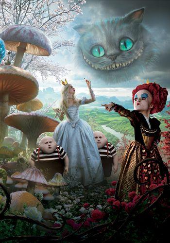 Alice Au Pays Des Merveilles Disney Pixar En 2018 Pinterest