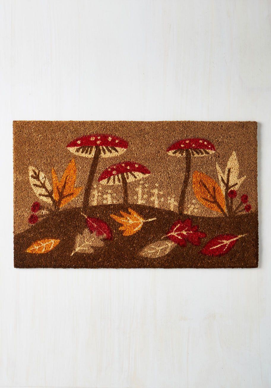 On top of the woods doormat modcloth if you canut stand the
